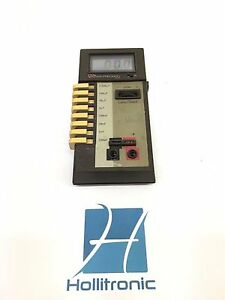 Data Precision 938 Capacitance Meter used