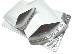 250 Pack 4 X 7 000 Poly Bubble Mailers Envelopes Self Seal Padded Shipping