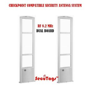 Anti theft Eas Antenna 8 2mhz Checkpoint Compatible Security System Ui1005