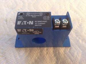 Eaton Ecsnoasc Ac Current Switch