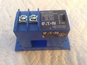 Eaton Eac110sp Ac Current Sensor