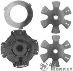 M3039691k 14 Dual Disc Clutch Kit For Massey Ferguson 2745 2775 2805