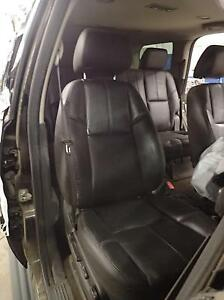 10 11 Tahoe Right Front Seat Opt A95 Black Leather 19i