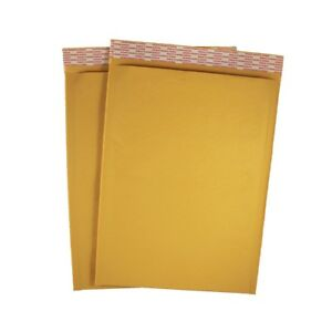 100 Case 9 5 X 13 5 4 Kraft Bubble Mailers Self Seal Padded Shipping Envelope