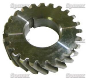 Crank Gear 1750284m1 For Ferguson Te20 To20 To30 Brand New