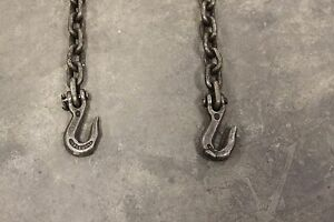 2 Leg Lifting Chain 30 Long Free Shipping