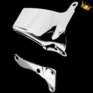 Chrome Small Block Chevy Alternator Bracket For 350 383 400 1969 1975 Chevrolet