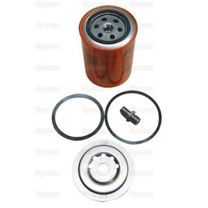 Engine Oil Adaptor Kit W Filter 135 150 to30 To35 mf 35 Mf35 Mf50