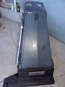 Commercial Vacuum Cleaner Sweeper panthermatic 30