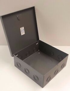Unity Manufacturing Steel Metal Electrical Enclosure Box 10104hc
