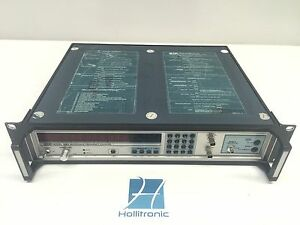 Eip 548a Frequency Counter 10hz 26 5ghz Option 08