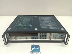 Eip 578 Source Locking Microwave Frequency Counter 10mhz 26 5ghz Option 01