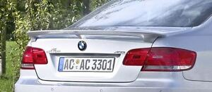 Bmw E92 3 Series Coupe Ac Schnitzer Rear Wing Spoiler