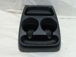 Ford Ranger Center Console Cup Holder Assembly Oem 1999 Xl5z10045a36aaa