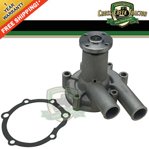 Ch12859 New Water Pump For Jd 850 950 1050 Yanmar 336 1700b 1900 2000 2000b