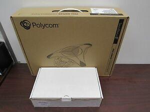 Polycom Soundstation 2 Full Duplexe Conference Phone With Mics 14fl