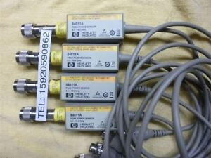 Used Peak Pulsed Power Probe Tested Hp 84811a Qw