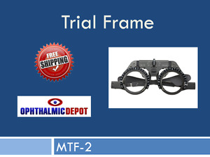 Trial Frame Mtf 2 New