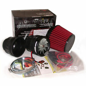 Electric Supercharger Air Induction Vortex Kit For Vauxhall