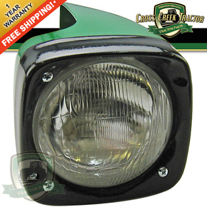 De13524 New Headlight Assembly L h For John Deere 820 920 1020 1520 2020 2120