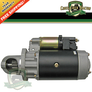 Ty6701 New Starter For John Deere 4000 4020 4320 4620 7020 4030 4230 4430 4630