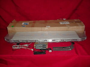 911 Signal Usa F5100 s Full Size Led Light Bar W br990 Control F5100s 2