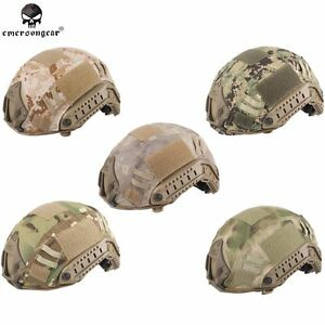 Emerson Tactical Military Airsoft Combat Fast Helmet Accessories Cover BJPJMH