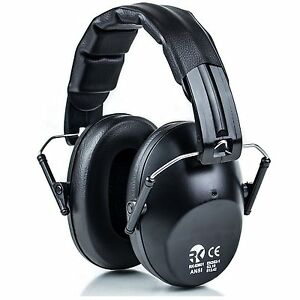 Rk Safety Safety Earmuff 34db Industrial Hearing Protection rk emo01bk