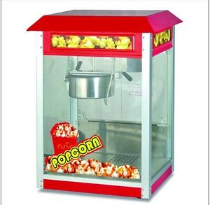 Popcorn Popper Machine Maker Electric Professional Commercial Business 8 Oz
