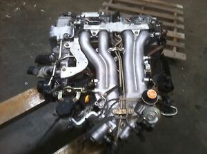Jdm 94 99 Toyota Previa Supercharged 2tz 2 4l Engine Low Mileage Imported Sc