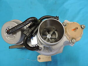 2008 2011 Gm Oem Factory 2 0l Lnf K04 Cobalt Hhr Sky Regal Genuin Turbo Charger