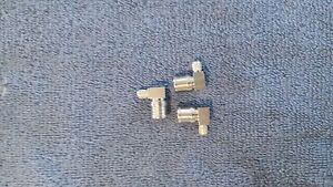 Huber Suhner 23012849 Connector Rf Lot Of 24 Pcs