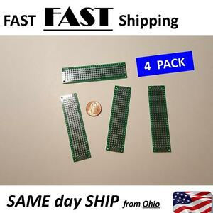 Double Sided Blank Circuit Board 4 Pack Bbg