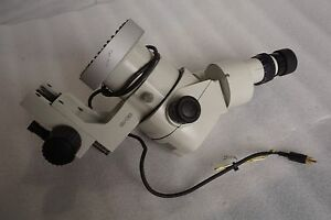 Motic Microscope Smz 168 Eyepieces W10x 23 2 Free Ship