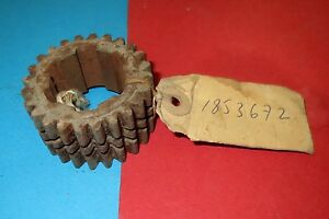 Nos Mopar 1959 62 4 Speed Manual Transmission Cluch Gear 1853672