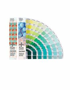Pantone Color Bridge Set Coated Uncoated Gp6102n Last Version