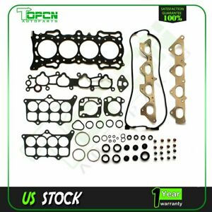 Head Gasket Set For 1991 1996 Honda Accord Dx Lx Ex 2 2l F22a1 16v