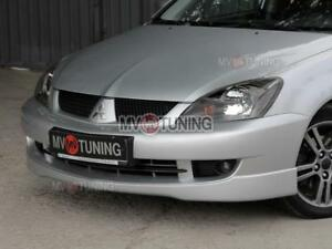 Mv Tuning Front Lip Sport 2 0 For Mitsubishi Lancer Ix 9 2006 2007 And 2009