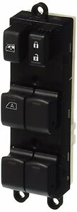New Power Window Master Switch For 2006 2015 Nissan Xterra Frontier Crew Cab