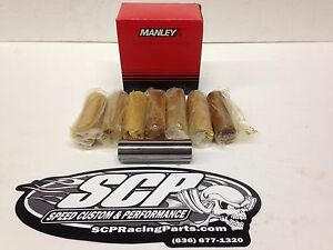 Small Block Chevy Sbc 927 X 2 950 Premium Piston Pins Manley Je Trend Ross