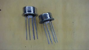 National Lm110h 883 8 pin Metal Can Voltage Follower Ic New Quantity 1