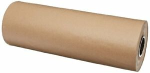 Brown Kraft Paper Roll 1200 Ft 24 Inch Sheet Packaging Wrapping Mailing Shipping