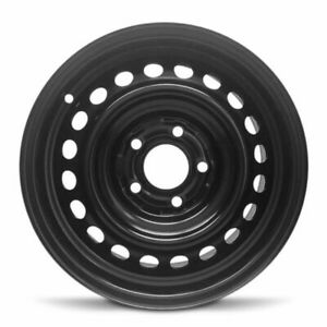 New 2010 2013 Ford Transit 15 Inch 5 Lug Black Replacement Steel Wheel Rim