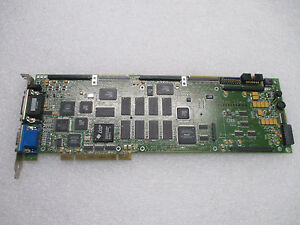 Texas Instruments Ti Pci Evm Iek dek c64x Imaging dsp Evaluation Kit Board Card