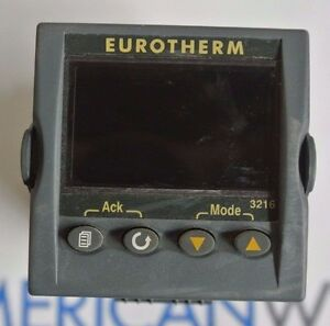 Eurotherm 3216i fm vh lrxx r xxx g eng Programable Temperature Controller Used