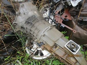 Transmission Assembly S10 S15 Sonoma Truck 00 01 02 03 Manual 2 2 5 Speed 4x2
