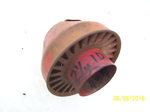 Vintage Ihc International 434 Tractor air Cleaner Top 2 1 4 Id