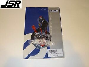 Sparco Steering Wheel Single Push Button Horn Or Nitrous Adapter Plate