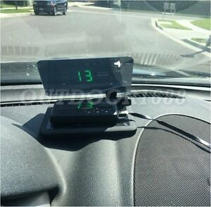 Hud Head Up Display Gps Mobile Phone Navigation Projector Bracket Holder