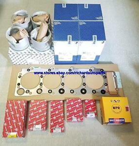 Heavy Duty Engine Rebuild Kit Isuzu 4hf1 Npr